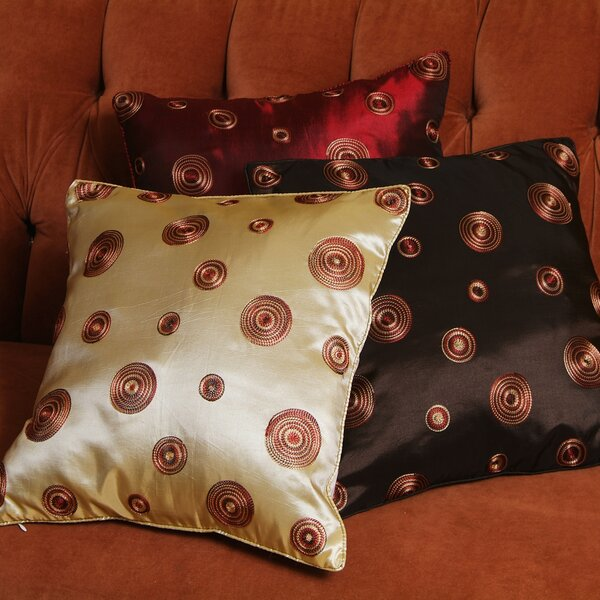 Schneider Pillow Cover by Charlton Home