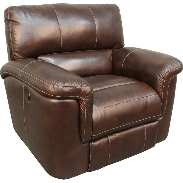 Blair Leather Wall Hugger Power Recliner RDBL1672