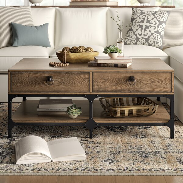 Tanner Coffee Table by Birch Lane Heritage Birch Lane™ Heritage