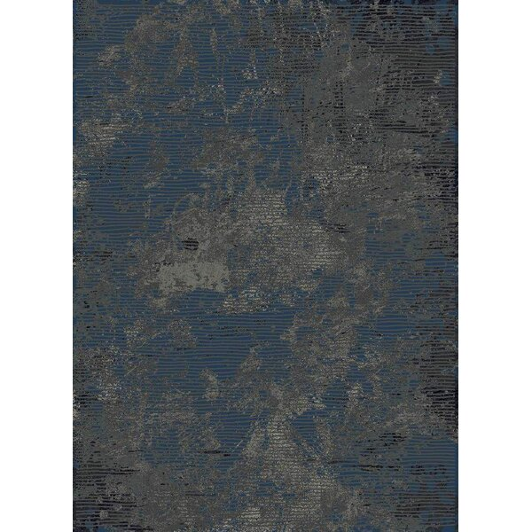 Jagruti Blue/Gray Area Rug by 17 Stories