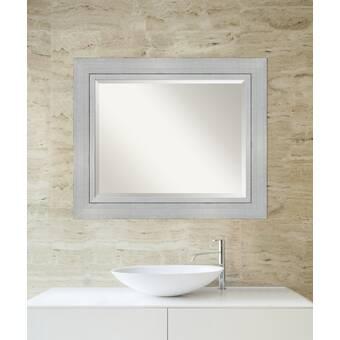 Latitude Run Leeloo Wall Mirror Reviews Wayfair