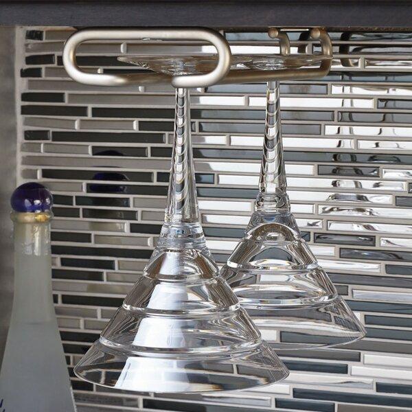 Hanging Wine Glass Rack by Rev-A-Shelf