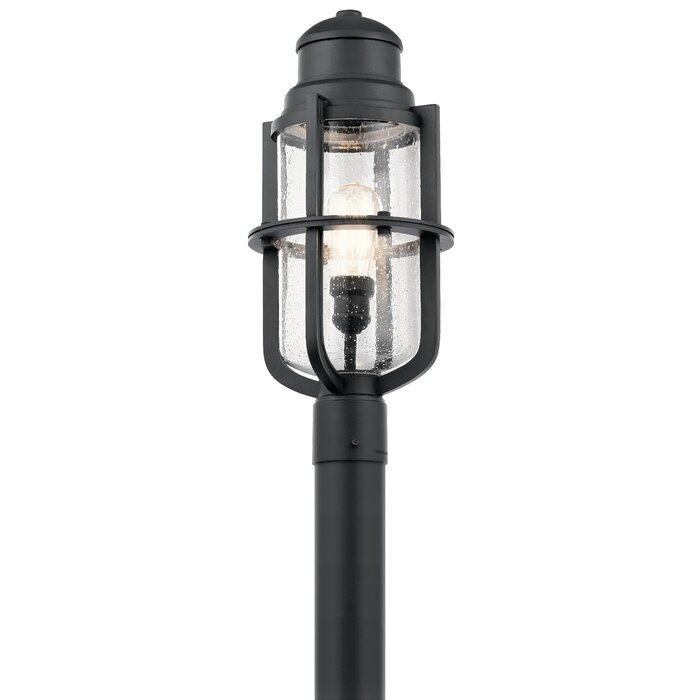 light street ledwatcher best iglow posts solar lamp post outdoor