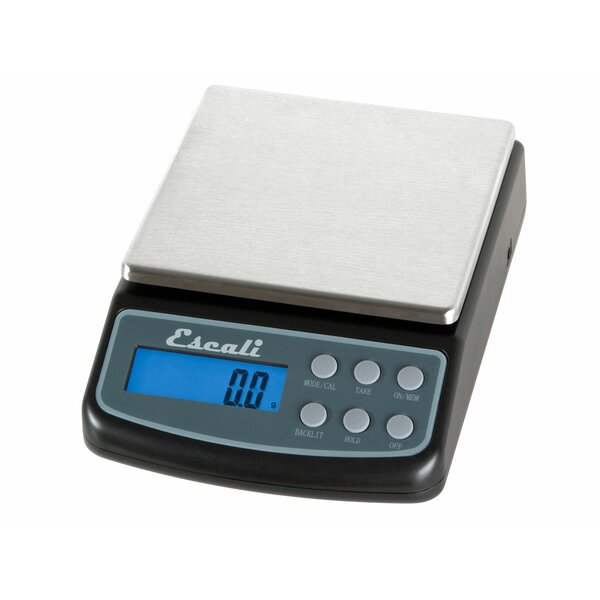 600g L-Series High Precision Scale by Escali