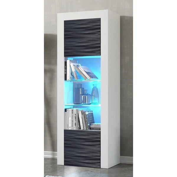 Orren Ellis White Bookcases