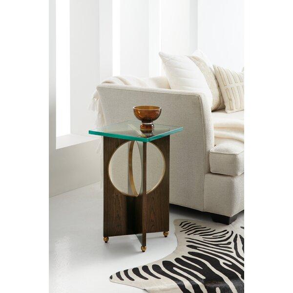Melange End Table by Hooker Furniture Hooker Furniture