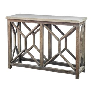 Bargain Niemann Stone Console Table By Brayden Studio