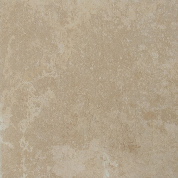 Tempest 18 x 18 Ceramic Field Tile in Beige by MSI