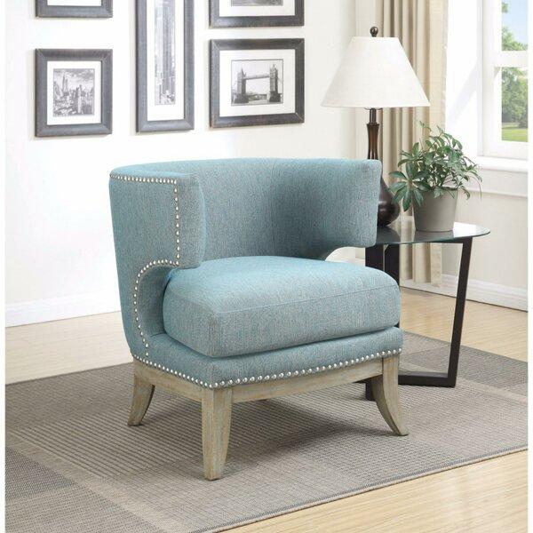 Shepherd's Barrel Chair by Gracie Oaks