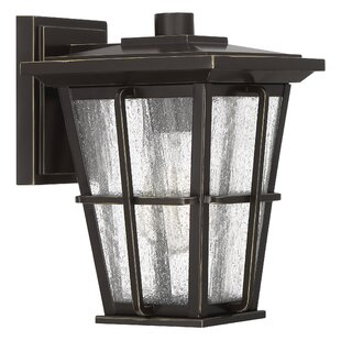 Affordable Eastvale 1-Light Outdoor Wall Lantern By Red Barrel Studio