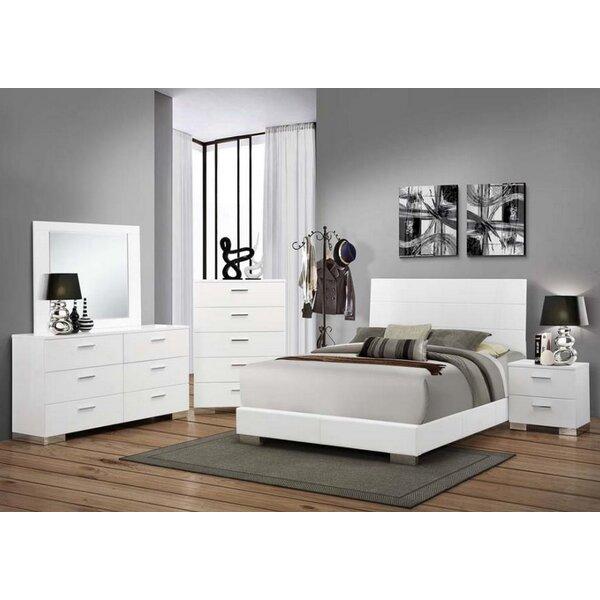Gibby Panel Configurable Bedroom Set by Orren Ellis