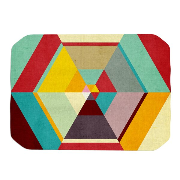 Danny Ivan Color Mess Placemat by East Urban Home