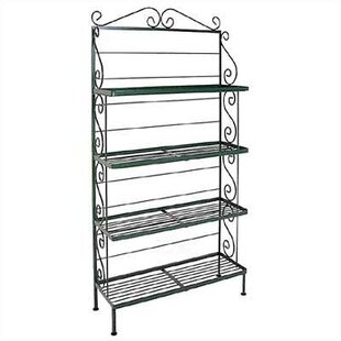 Check Out Wrought Iron Baker's Rack Great Price