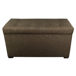 Ayleen Upholstered Storage Bench