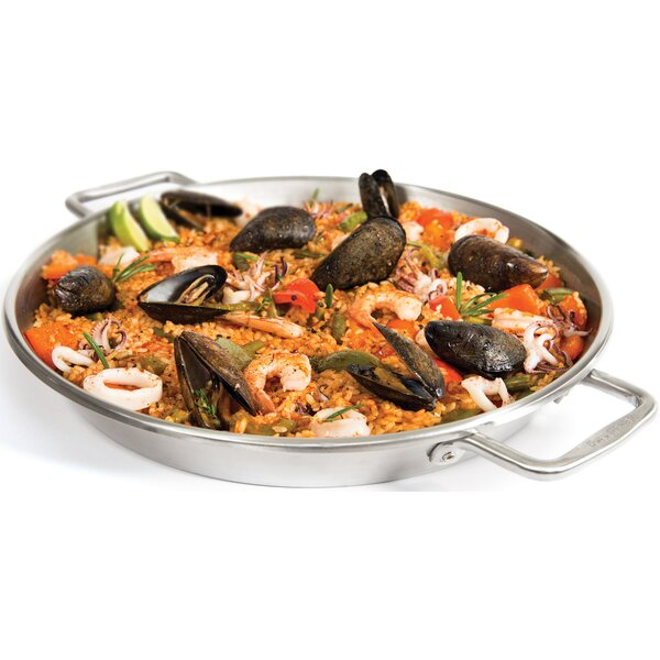 Paella Saute Pan by Broil King