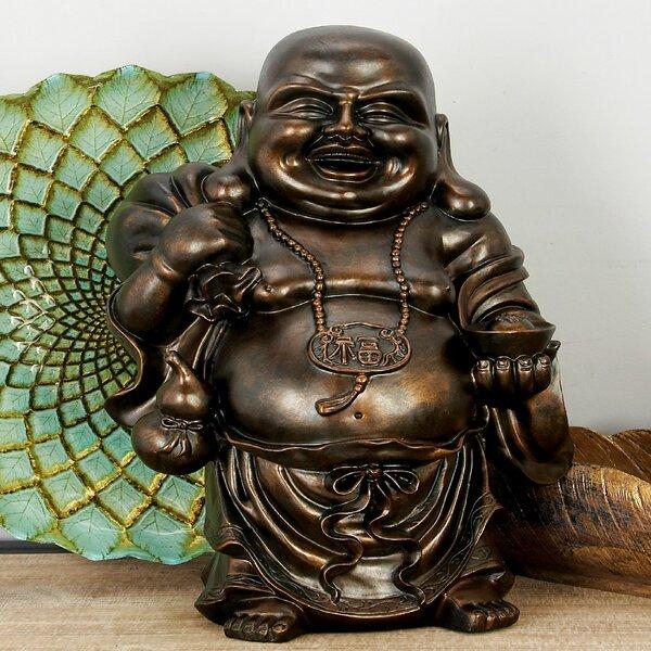 Toscana Buddha Figurine by Cole & Grey