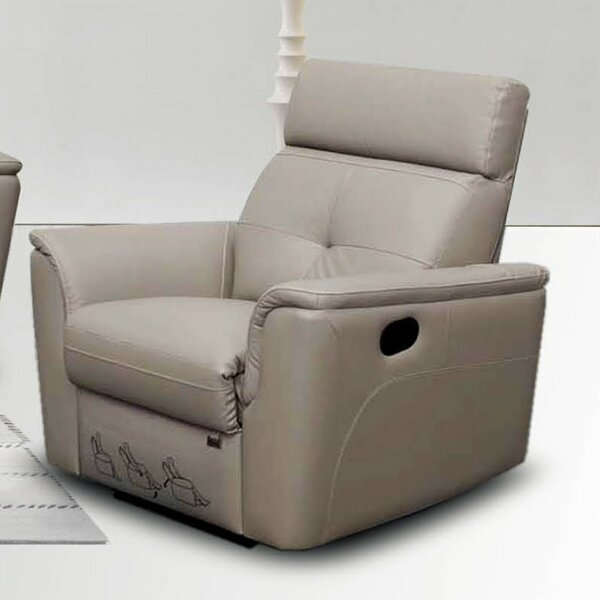 Alexia Manual Recliner by Latitude Run