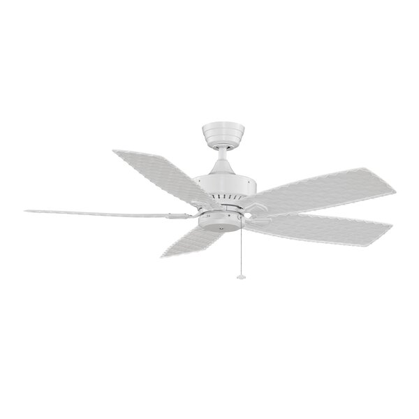52 Cancun 5-Blade Ceiling Fan by Fanimation