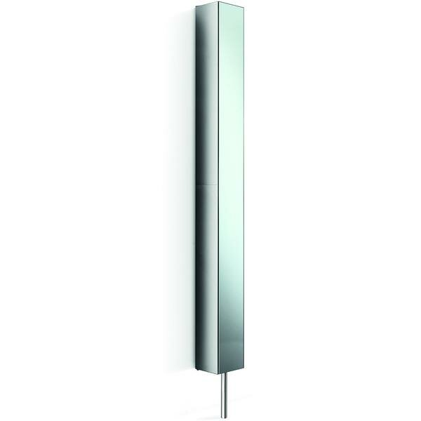 Soltero Tower 6.3 W x 72.05 H Wall Mounted Cabinet by Orren Ellis