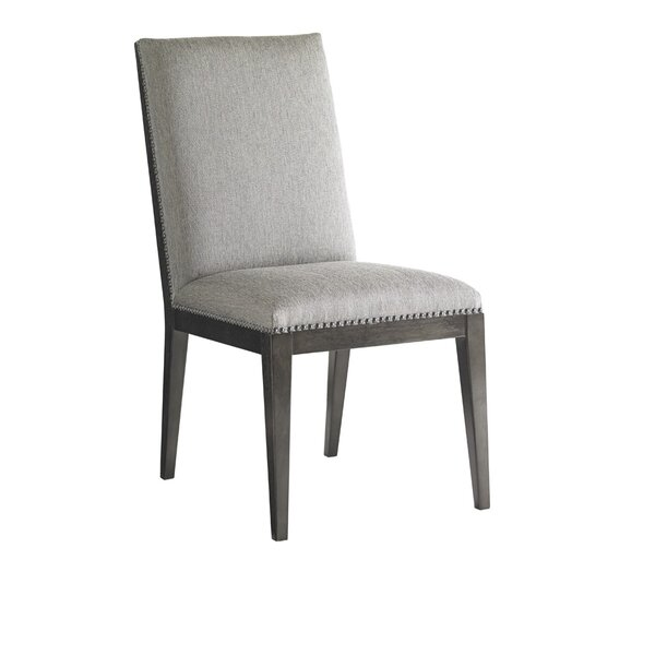 Carrera Upholstered Dining Chair by Lexington Lexington