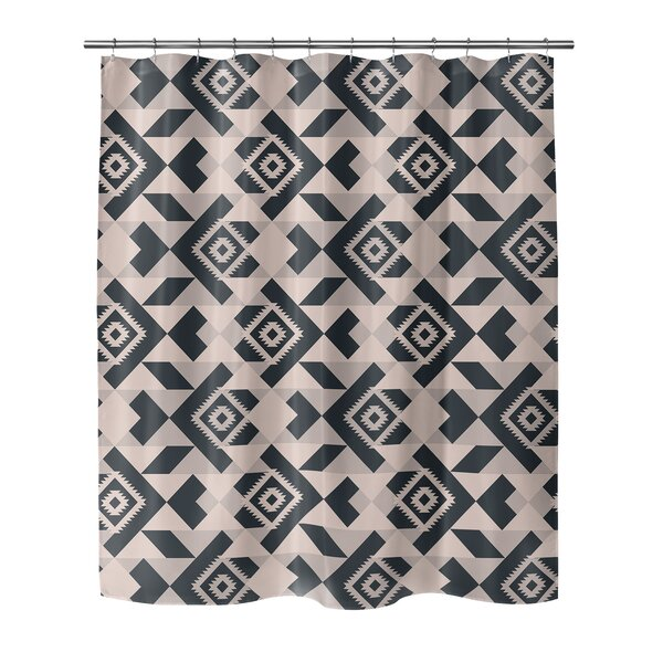 Levi Shower Curtain by Union Rustic