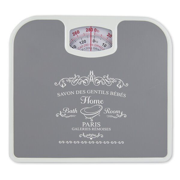 Paris Mechanical Weighing Scale by Home Basics