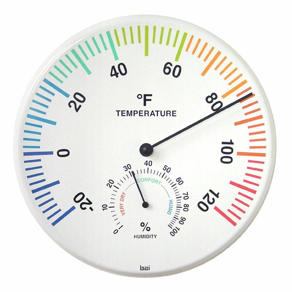 Outdoor Thermometers You Ll Love In 2019 Wayfair Ca