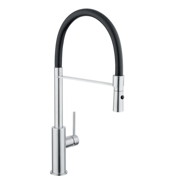 Pull Down Single Handle Kitchen Faucet By Concinnity
