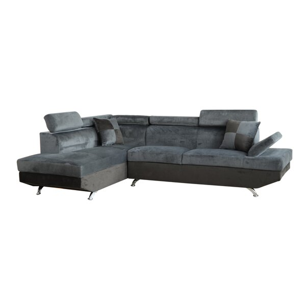 Stradford Sectional by Ebern Designs