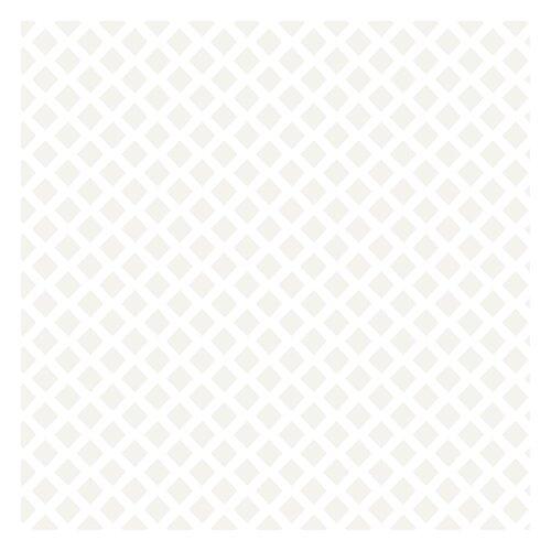Matt Fototapete Rautengitter Hellbeige 2|88 m x 288 cm East Urban Home | Baumarkt > Malern und Tapezieren > Tapeten | East Urban Home