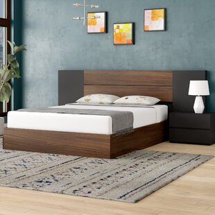 Perera Platform 4 Piece Bedroom Set By Mack & Milo