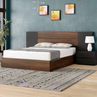 Perera Platform 4 Piece Bedroom Set ByMack & Milo