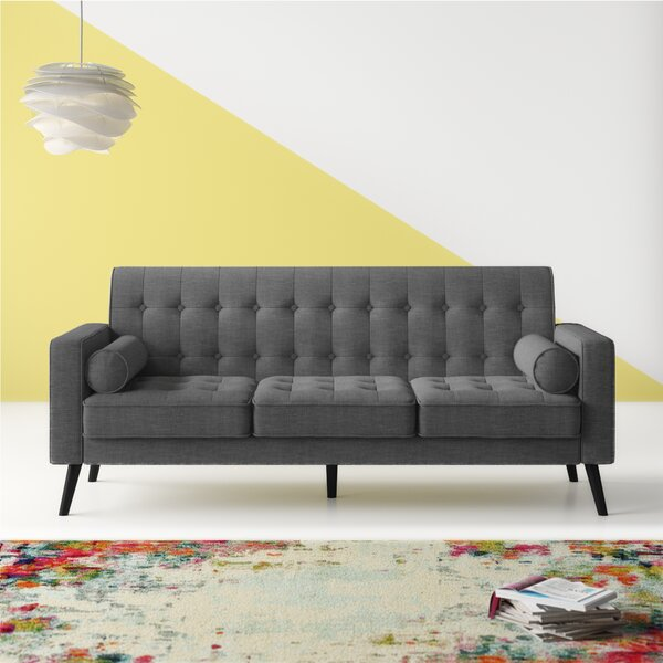 Cute Style Halina Brody Sofa by Hashtag Home by Hashtag Home