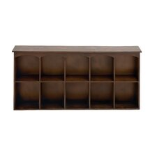 Conservative Wall Shelf by ABC Home Collection