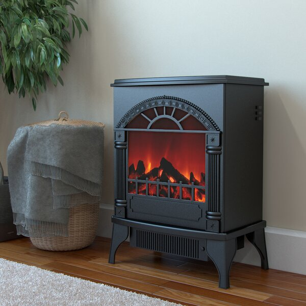 Apollo 400 sq. ft. Vent Free Electric Stove by Regal Flame