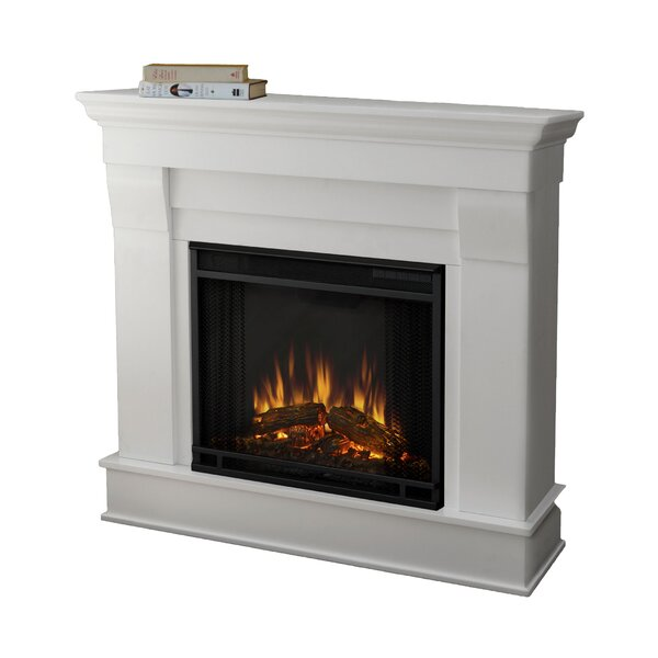 Chateau Electric Fireplace by Real Flame