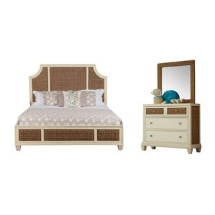 Coastal & Tropical Bedroom Sets You\'ll Love | Wayfair