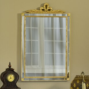 Hickory Manor House Old World Accent Mirror