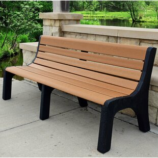 Newport Resin Bench by Frog Furnishings