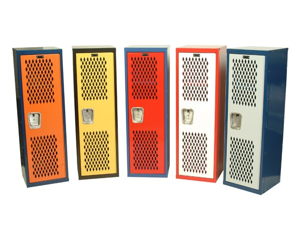 @ 1 Tier 1 Wide Home Locker by Hallowell| #$264.99!