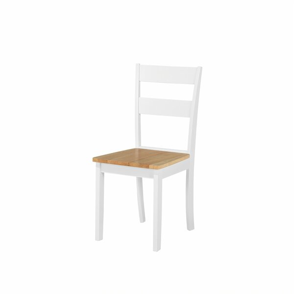 Seabrook Solid Wood Dining Chair (Set of 2) by August Grove
