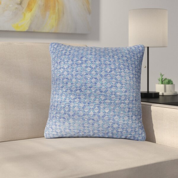 Mulford Diamond Throw Pillow by Ebern Designs