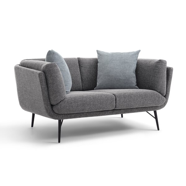 Downer Loveseat by Orren Ellis