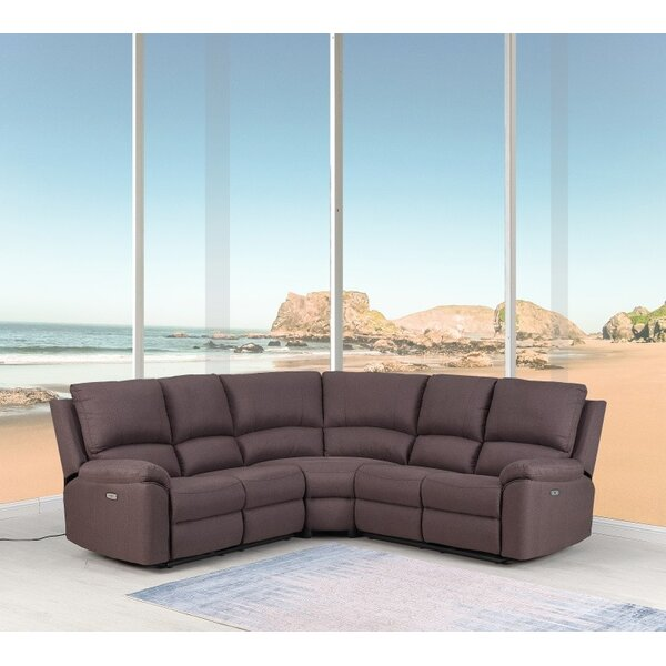 Kalea Reclining Sectional by Latitude Run