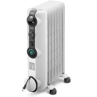 Comfort Temp Full Room Electric Radiant Radiator Heater by DeLonghi