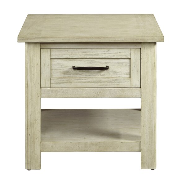 Casarez End Table with Storage by Gracie Oaks Gracie Oaks