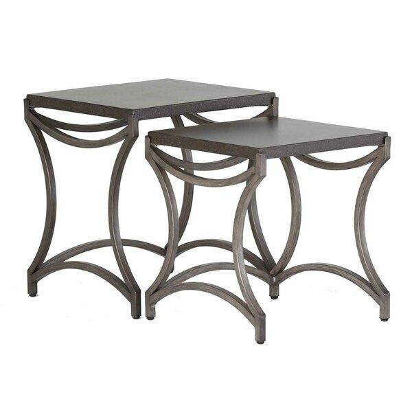 Caroline Iron Nesting Tables by Summer Classics