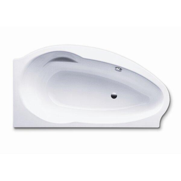 Atmo 67 x 35 Soaking Bathtub by Kaldewei