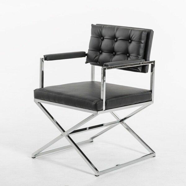 Gerardo Arm Chair by Wade Logan Wade Logan