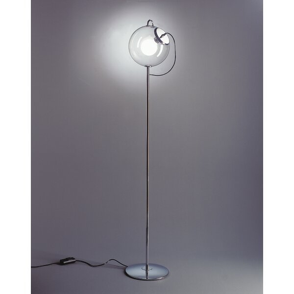 Miconos 70 Arched Floor Lamp by Artemide